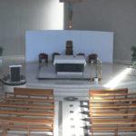 Altare Parrocchia San Giuseppe Artigiano di Ragusa
