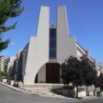 Facciata Chiesa di San Giuseppe Artigiano di Ragusa